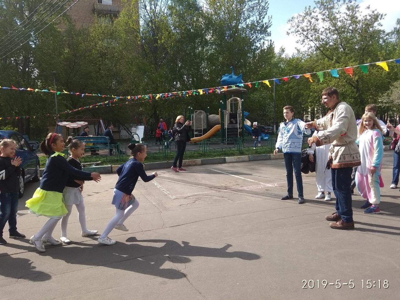 """проект """"Ребята нашего двора"""""""