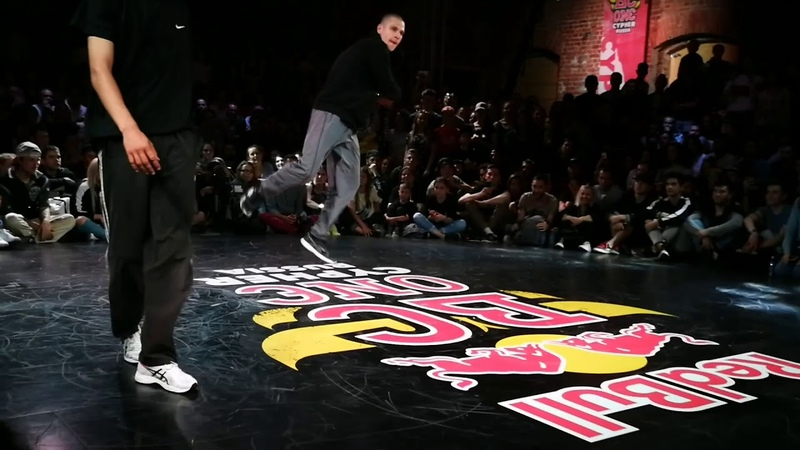 DISA VS GUYVER 1 4 RED BULL BC ONE CYPHER RUSSIA