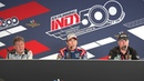 Takuma Sato Post Indy 500 Victory News Conference