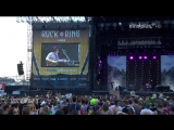 Milky Chance Rob Zombie - Rock am Ring 2014