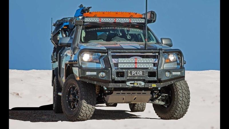 PCOR •Patriot Campers Off Road •PX2 Ford Ranger Supertourer™ Reveal Video
