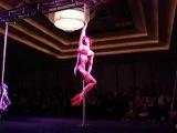 Felix Cane pole dance / song is Mz Ann Thropik - Off With Your Head