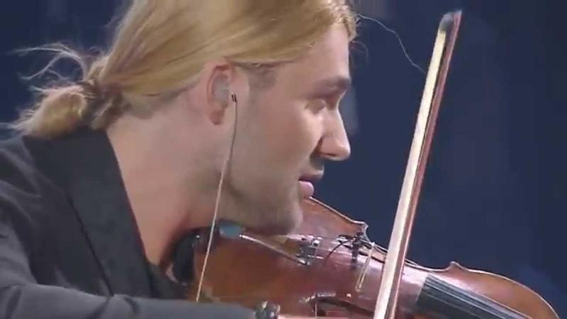 David Garrett, Palladio Live