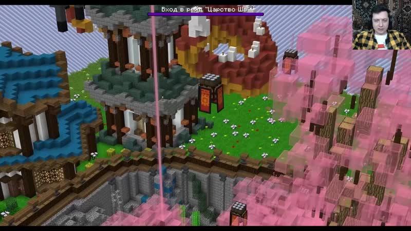 Mauzer Что люди умудряются строить на Cкайблоке в Майнкрафт без читов