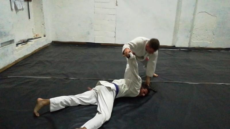 Maestro Yendry Serrano Ju Jitsu Morita Ryu.