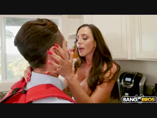 Ariella ferrera - juan el caballo loco  borrowing milk from my neighbor [blowjob, milf, missionary, mom sex son, incest, 1080p]