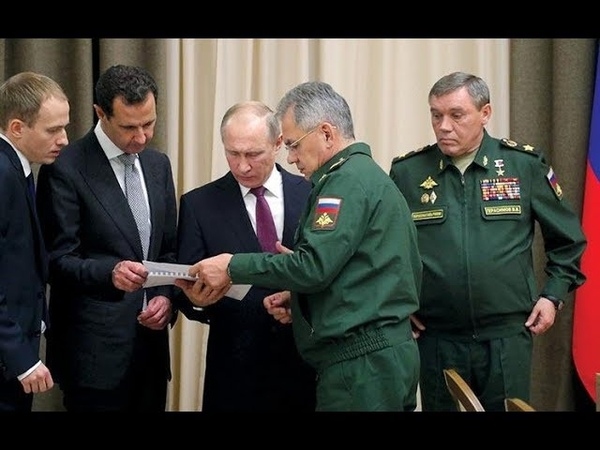 Russia's New Rules Of Engagement In Syria | Zerohedge