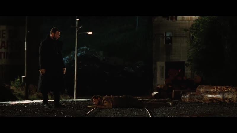 Логан дерётся с братом Виктором.Люди Икс Начало. Росомаха (2009)