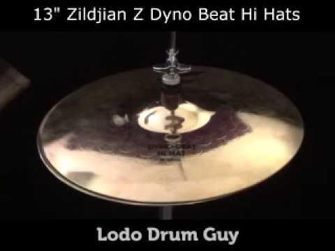 SOLD OUT 13 Zildjian Z DYNO BEAT Hi Hats