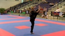 Ekaterina Akhremenkova WAKO World Championships 2018