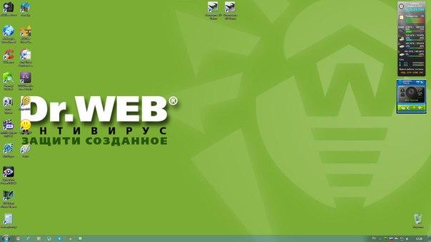 Скачать Антивирус Dr.Web 5.01 с пожизненным ключом.