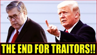 MASSIVE ANNOUNCEMENT ROCKS NATION!! Trump DROPS A DEVASTATING BOMBSHELL After AG Barr DID THIS!!