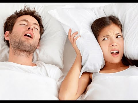 How to naturally eliminate snoring