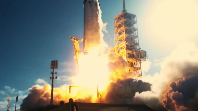 Falcon Heavy Starman / Жизнь на Марсе.