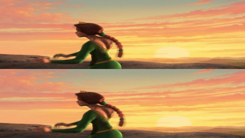 Шрек в 3D / Шрек / Shrek 3D (2001) (мультфильм, фэнтези, комедия, приключения, семейный)