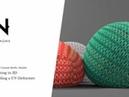 Knitting in 3d - Building a UV Deformer