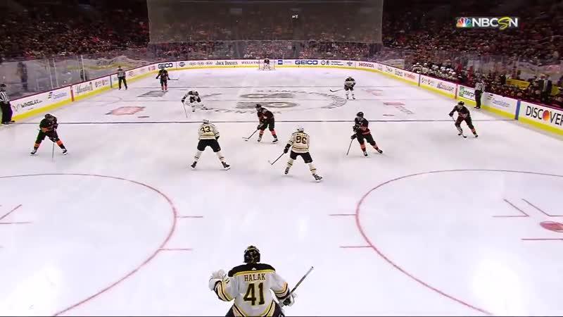 NHL Highlights Bruins vs Flyers Jan 16 2019