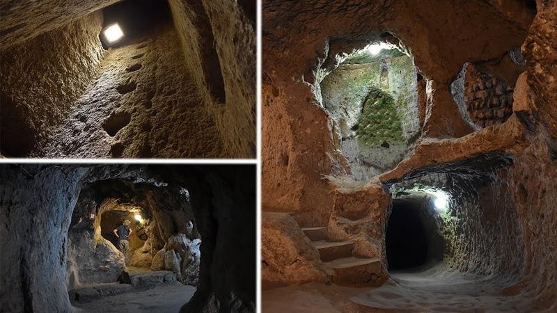 ¿Was Brachte Die MENSCHHEIT Vor 12 000 Jahren Dazu Sich Unter Der ERDE Zu Verstecken