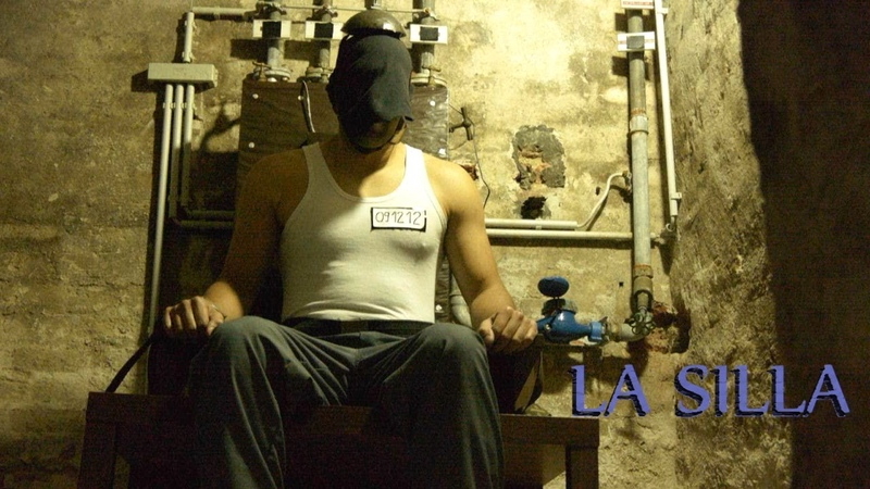 Cortometraje de terror La Silla The Chair