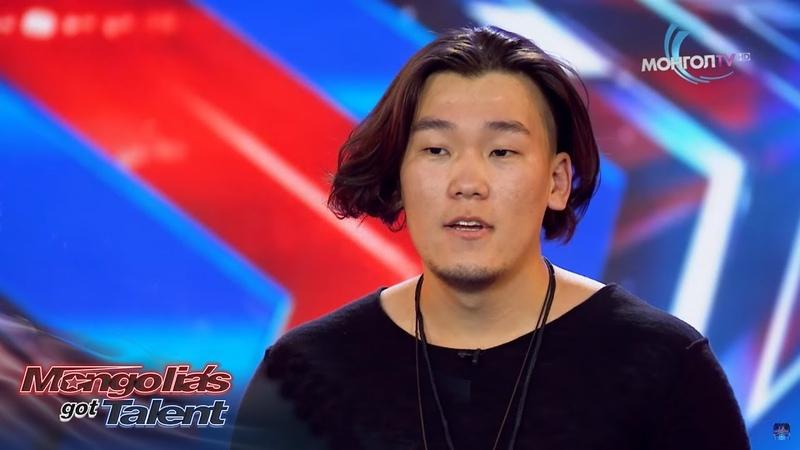 Б Дуулал I Мандуулын алтан баззерын эзэн I 1 р шат I Дугаар 5 I Mongolia's got talent 2018