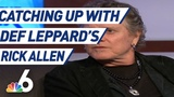 Rick Allen Talks Art and Rock n' Roll NBC 6
