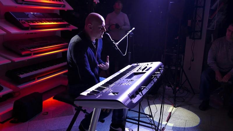 Yamaha GENOS Sklep Muzyczny Krys Grudziądz Prezentacja Presentation