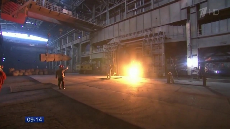 Эксперты_ Ввод пошлин на ввоз стали и алюминия в США может спровоцировать торгов