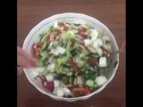 zerofat - салат с пекинской капустой