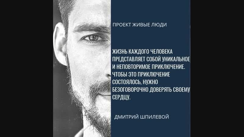 Дмитрий Шпилевой