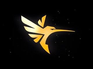 Обновление логотипа Humminbird 2014. Производитель морской Электроники Хаминберд.