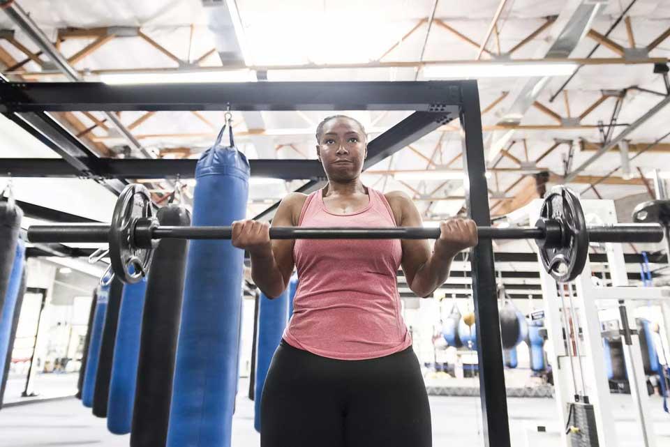 Как ускорить потерю веса-Построить сухую массу тела