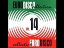 CD COMPLETO E MIXADO EURODISCO COLLECTION VOL -14