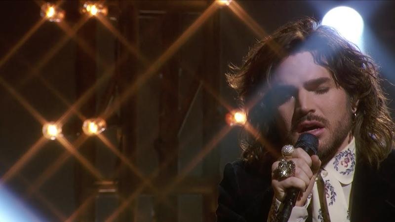 Adam Lambert New Eyes American Idol Finale Performance