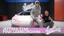 Jeffree Star - Custom Pink Lamborghini by West Coast Customs