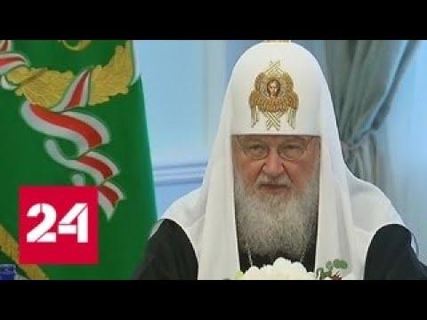 Белоруссия обеспокоена возможным расколом Православной церкви - Россия 24