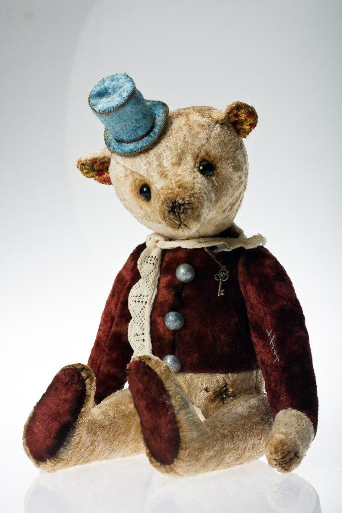 Базовый мастер-класс по шитью мишек Тедди