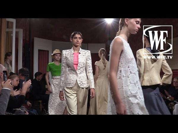 Pascal Millet ВеснаЛето 2018 Неделя Моды в Париже