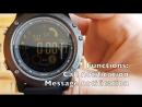 Смарт часы новый zeblaze Vibe 3 флагман прочный SmartWatch