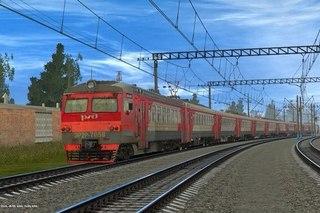 Паровоз СО17-4377 - Trainz UP