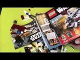 Lego StarWars 75182  сборка  - собираем и строем из конструктора