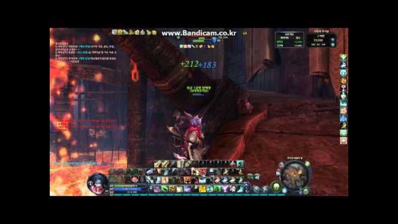아이온3.0(AION) : Lv60수호성(Templar) VS Lv60치유성(Cleric) 2012/01/10