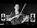 Attention_(Charlie_Puth)_Electric_Violin_Studio_Cover_Cai-