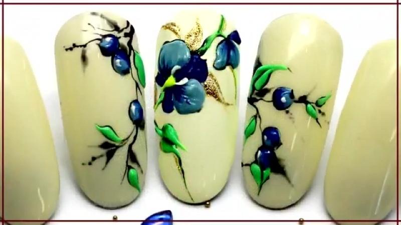 Объемные лепестки! Весна в дизайнах! Удивляйте ваших клиентов вместе с наборами Stereo Tint.