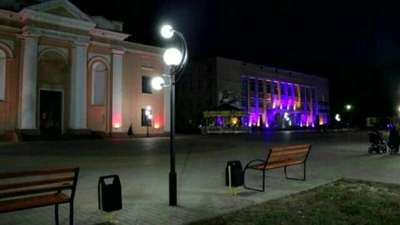 Монастирище європейське місто