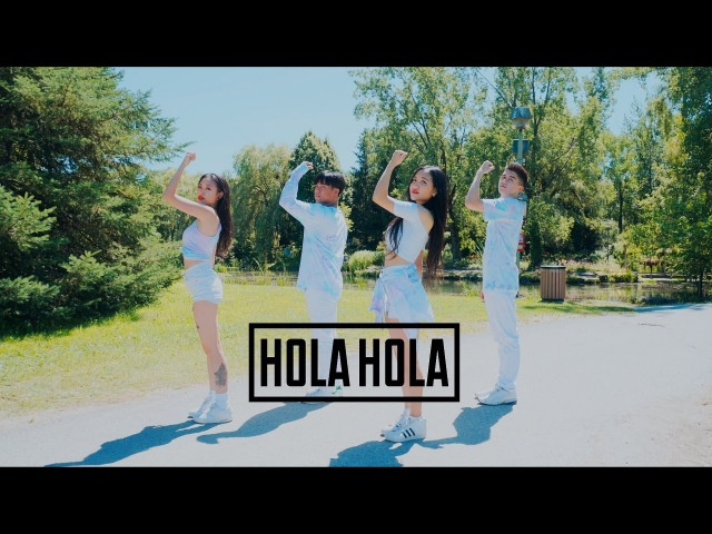 [EAST2WEST] KARD - Hola Hola 1thek Dance Cover Contest