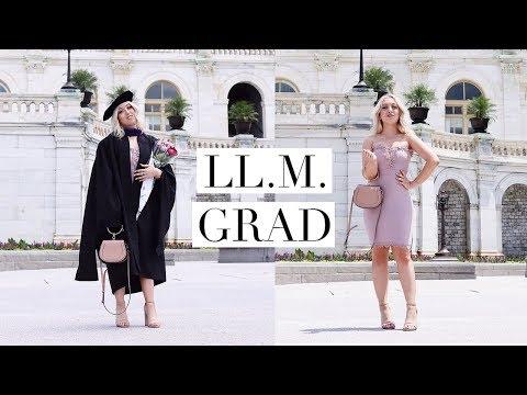 LAW SCHOOL GRADUATION MY GPA | DC Diaries 24