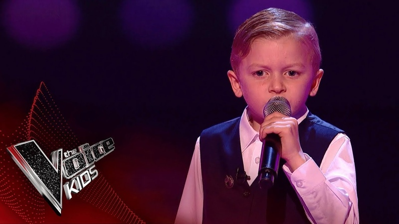Shaney Lee Performs 'Take Me Home Country Roads' Blinds 1 The Voice Kids UK 2018