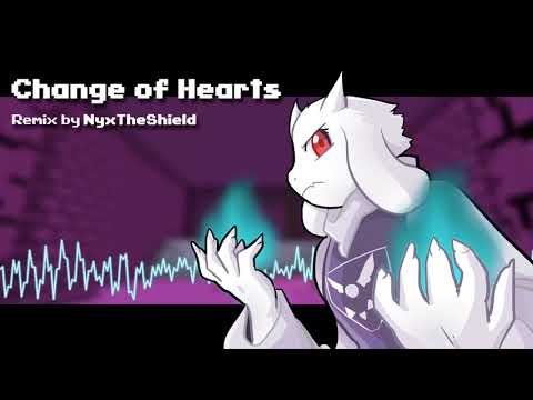 Undertale - Change of Hearts [Remix by NyxTheShield] [Drum and Bass]
