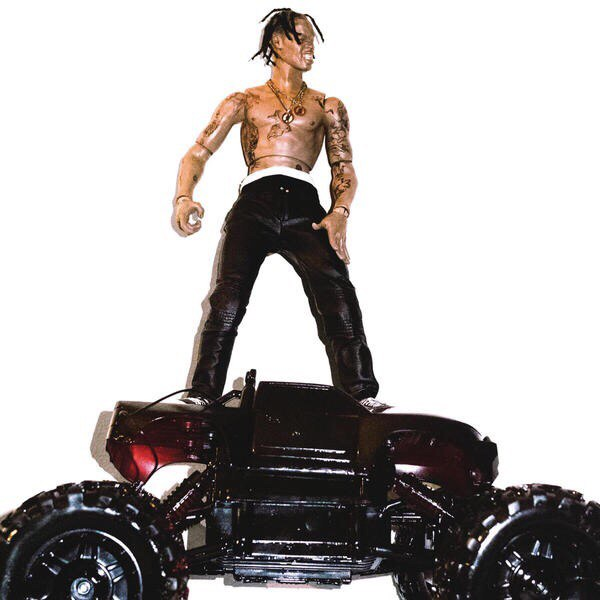 Travi$ Scott - Rodeo (2015)