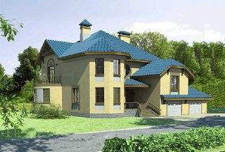 Цены на проекты домов из пеноблоков